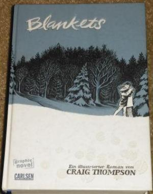Blankets by Craig Thompson - 3551749078
