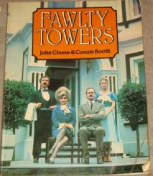 Fawlty Towers by John Cleese and Connie Booth - 0860075982