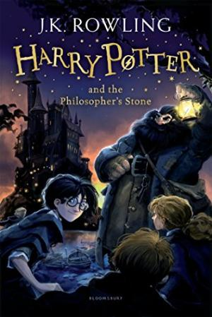 Harry Potter and the Philosopher's Stone by J. K. Rowling - 9781408855652