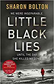 Little Black Lies by Sharon Bolton - 9780552166393
