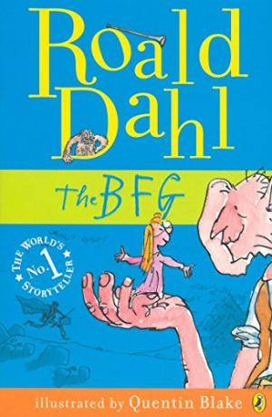 The BFG by Roald Dahl - 9780141322629