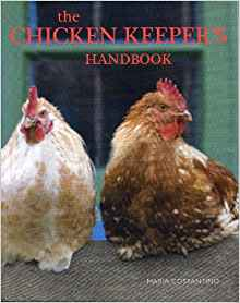 The Chicken Keepers Handbook by Maria Costantino - 9781906239701