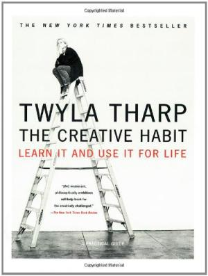 The Creative Habit by Twyla Tharp - 9780743235273