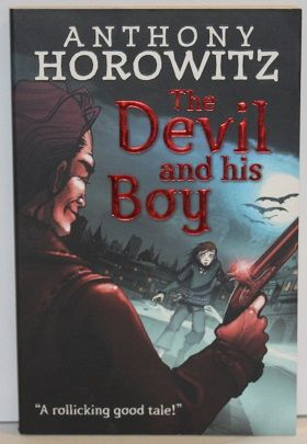 The Devil and His Boy by Anthony Horowitz - 9781406305692