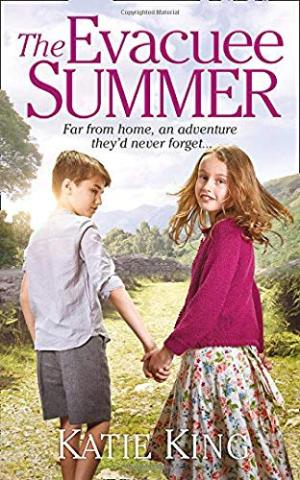 The Evacuee Summer by Katie King - 9780008257576