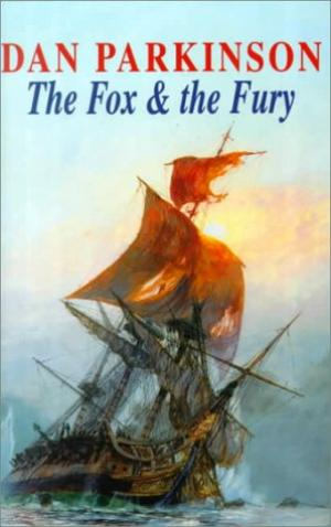 The Fox and the Fury by Dan Parkinson - 0727854720
