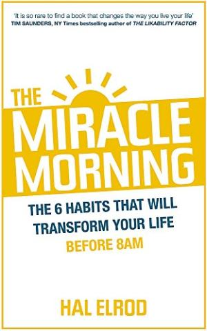 The Miracle Morning by Hal Elrod - 9781473632158