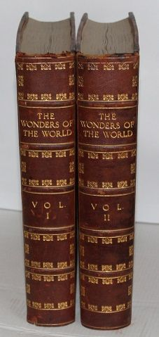 The Wonders of the World 2 Volume Set by various contributors