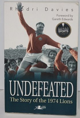 Undefeated by Rhodri Davies - 9781847719317