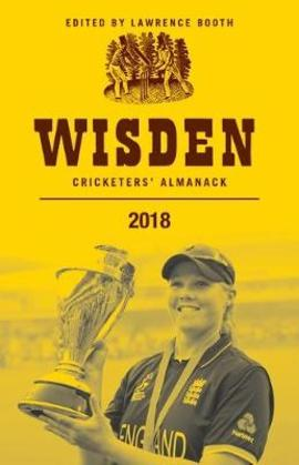 Wisden Cricketers' Almanack 2018 - 9781472953544